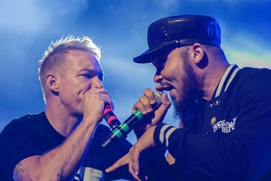 Diplo and Walshy Fire