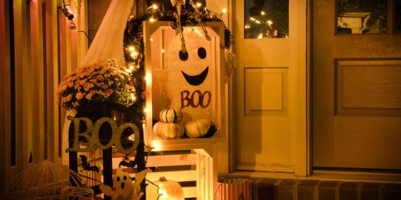 5 things to get prepared for Halloween