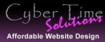 Cyber Time Solutions | Affordable Website Design |