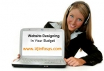 Build You First Website, Make Money with Adsense -Vjinfosys.