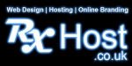 London Web Design and Development, UK Web Hosting by RX HOST