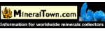 Minerals and fossils, Mineral Town.com