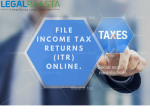 NRI ITR online filing | File income tax return