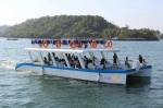 Grand Island Goa Snorkeling and Boat Tour