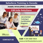 Salesforce Training classes in Canada