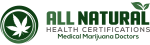 All Natural Health Certifications